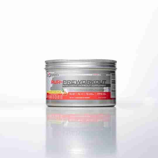 SG PUR PRE-WORKOUT INTELLIGENT WORKOUT SUPPLEMENT (CHERRY PINEAPPLE)