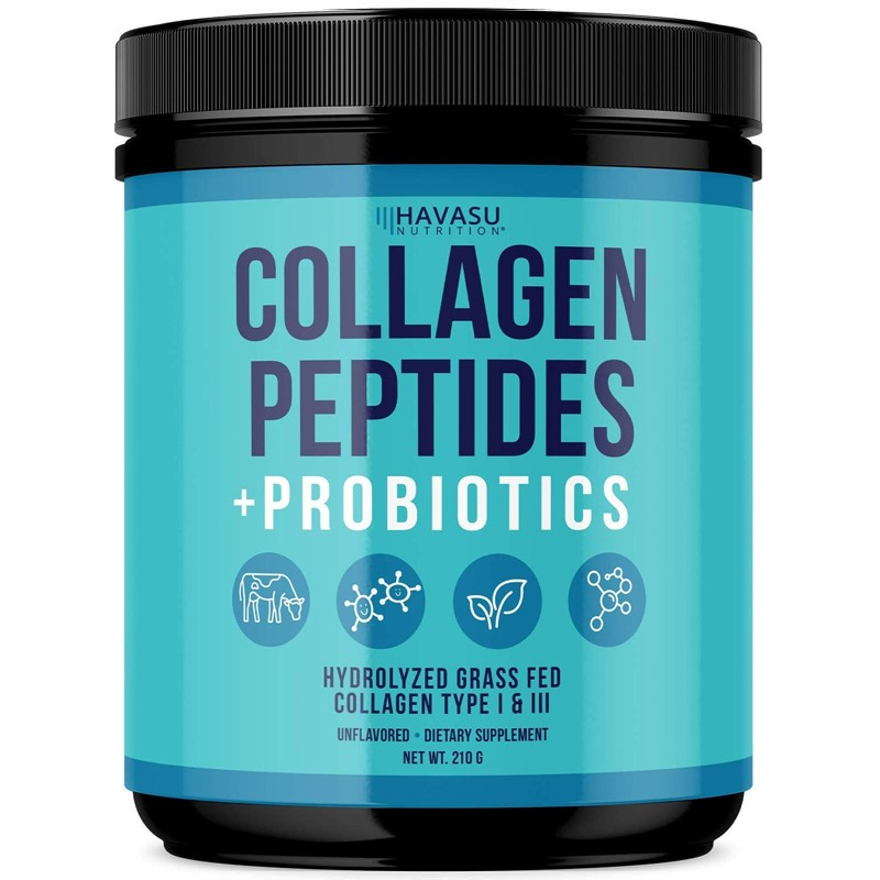 Collagen Powder with Probiotics