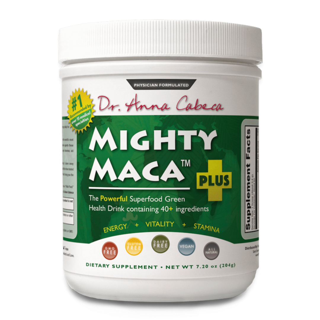 Organic Mighty Maca from Dr. Cabeca