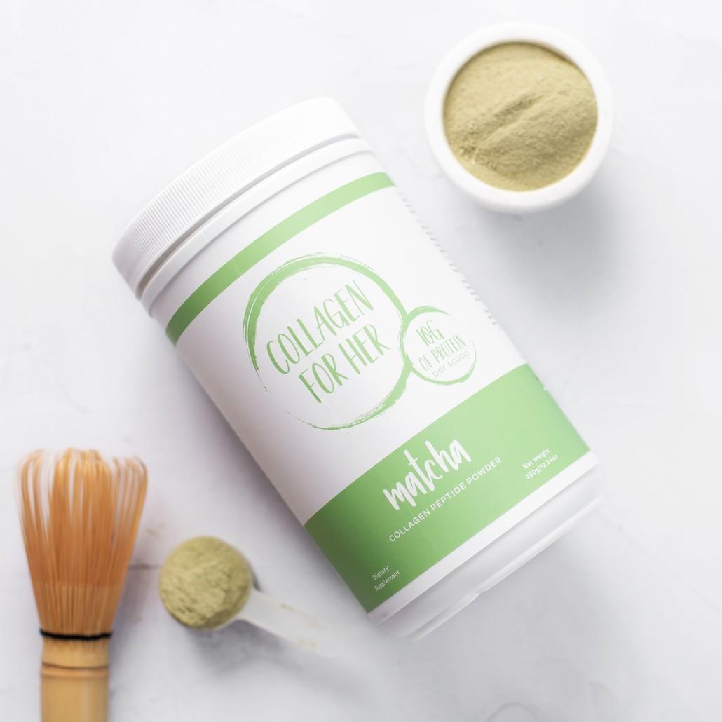 Organic Matcha Collagen
