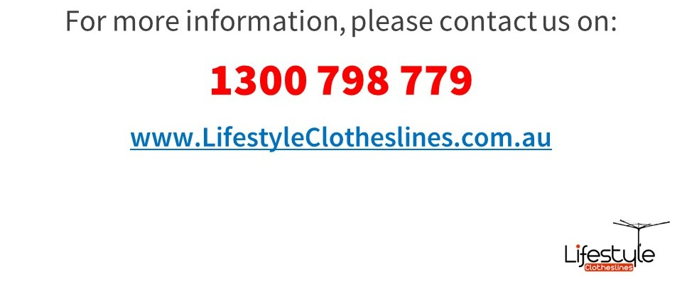 3.4m clothesline contact information