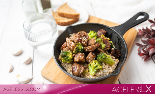 Low Carb Beef and Broccoli