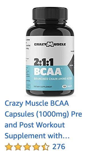 BCAA Amazon