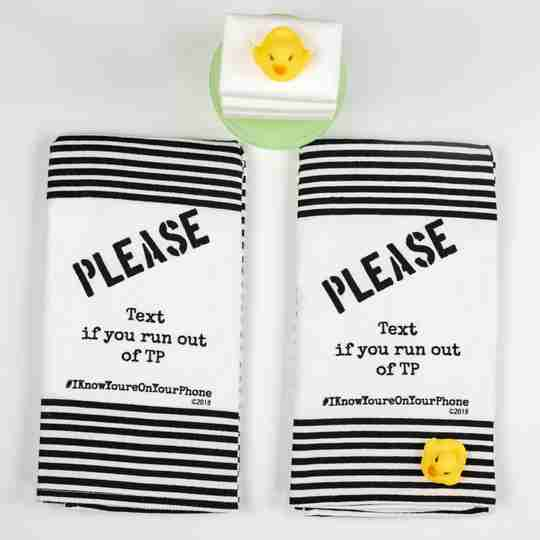 Adult Humored Terry Towels   Twisted Wares®