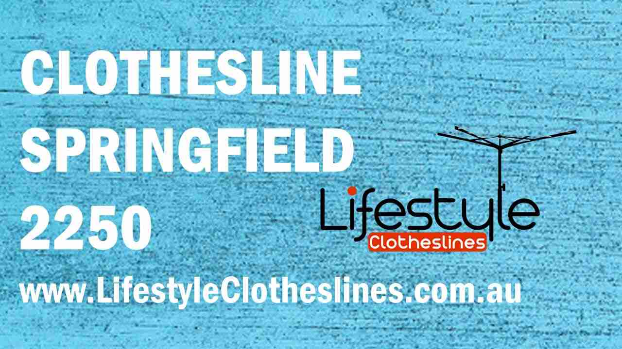 Clotheslines Springfield2250NSW
