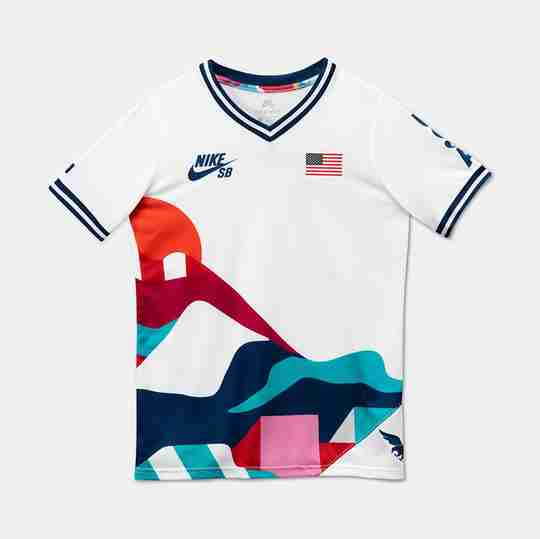 Nike SB Olympic Kit by Parra