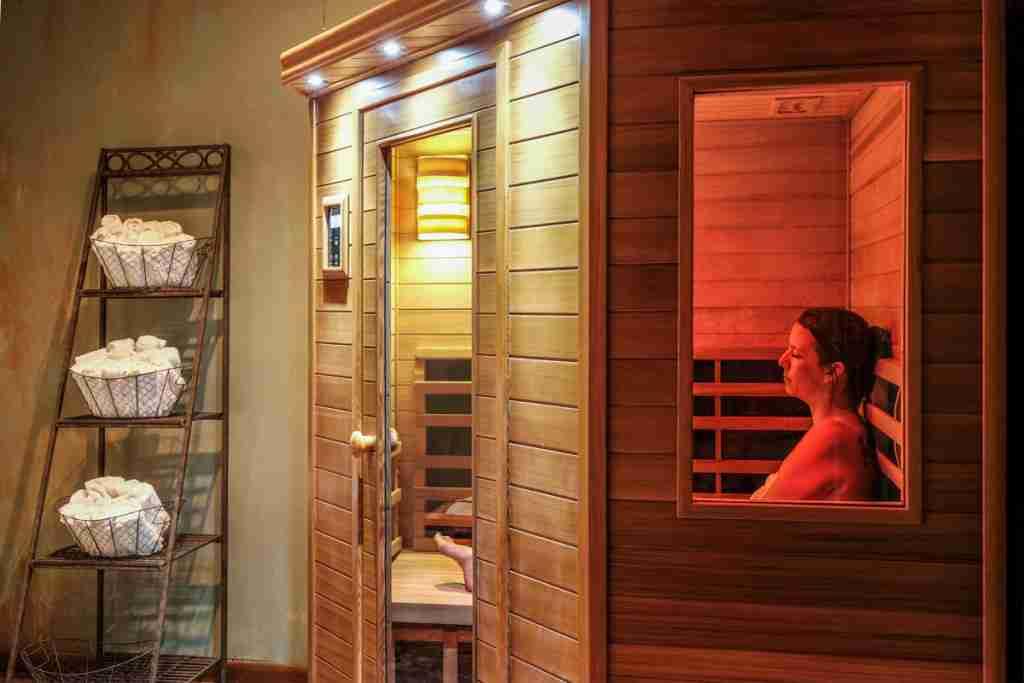 Infrared Home Sauna