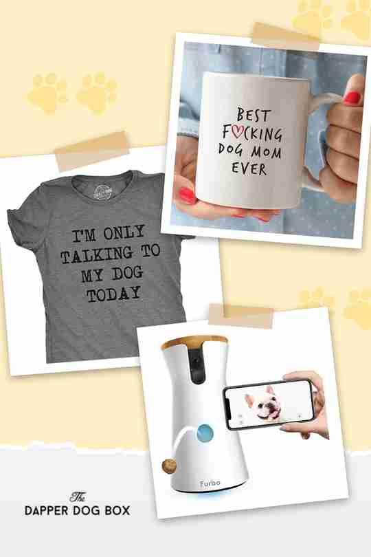 gifts for dog moms