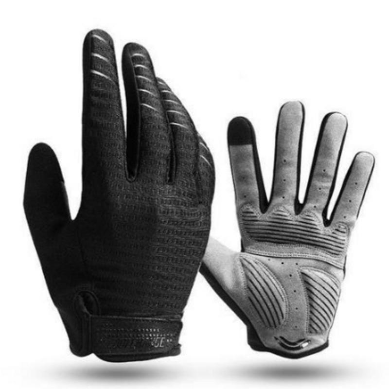 fiets handschoenen lange vingers warm