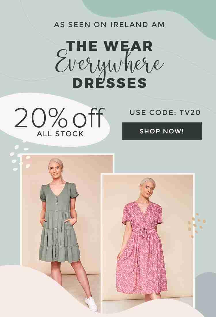 The Wear Everywhere Dresses