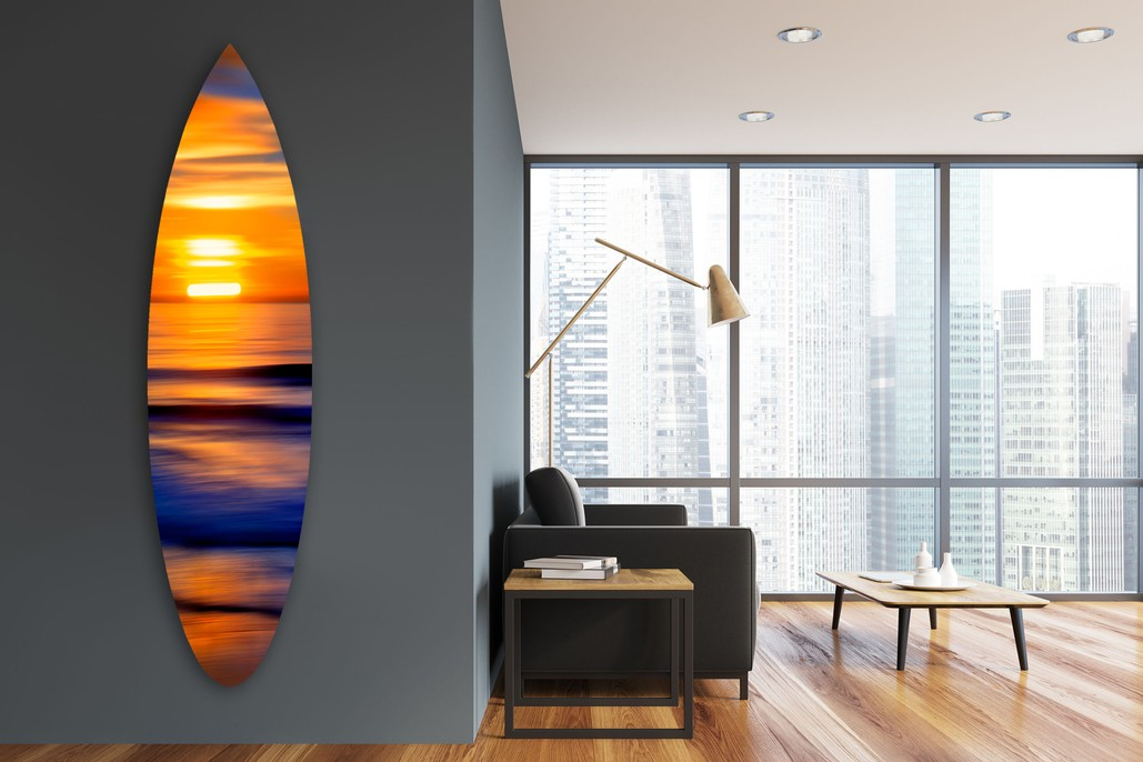 Sun Dance Shortboard