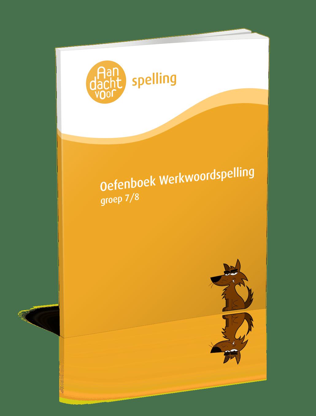 Oefenboek Werkwoordspelling Groep 7/8