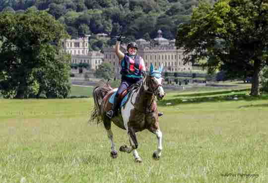 Happy Hacking with Bareback Footwear riding boots