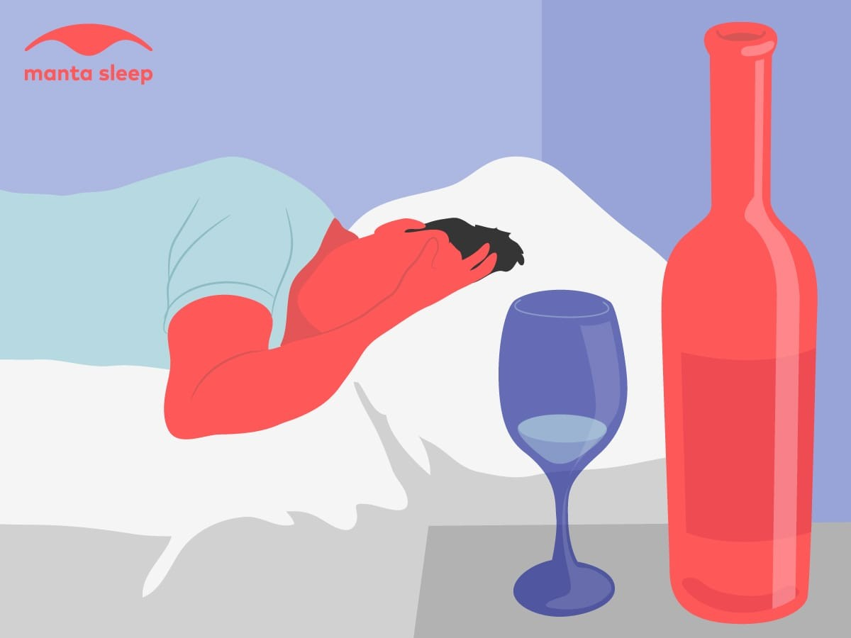 Booze Before You Snooze? Here's Why You Should Just Say No