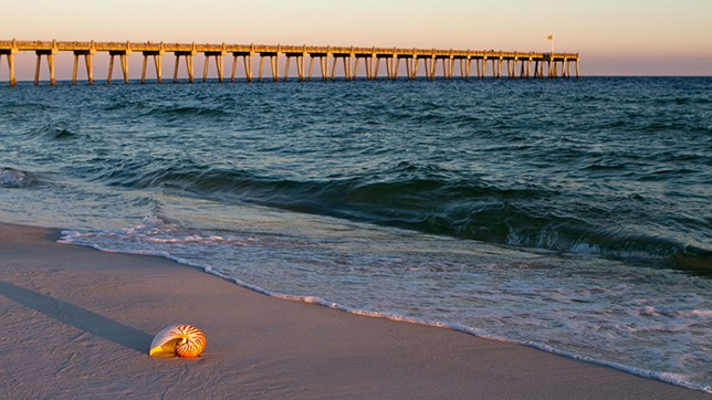 Pensacola and The Gulf Islands National Seashore