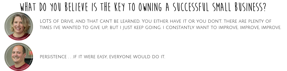 Key to Owning a Successful Small Business