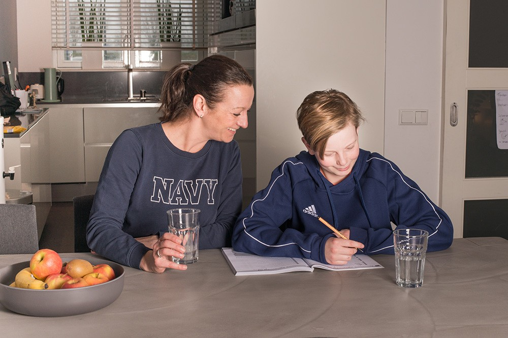 thuis oefenen met oefenboek rekenen groep 8
